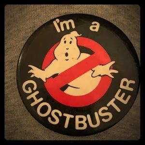 Columbia pictures pin release Ghostbusters